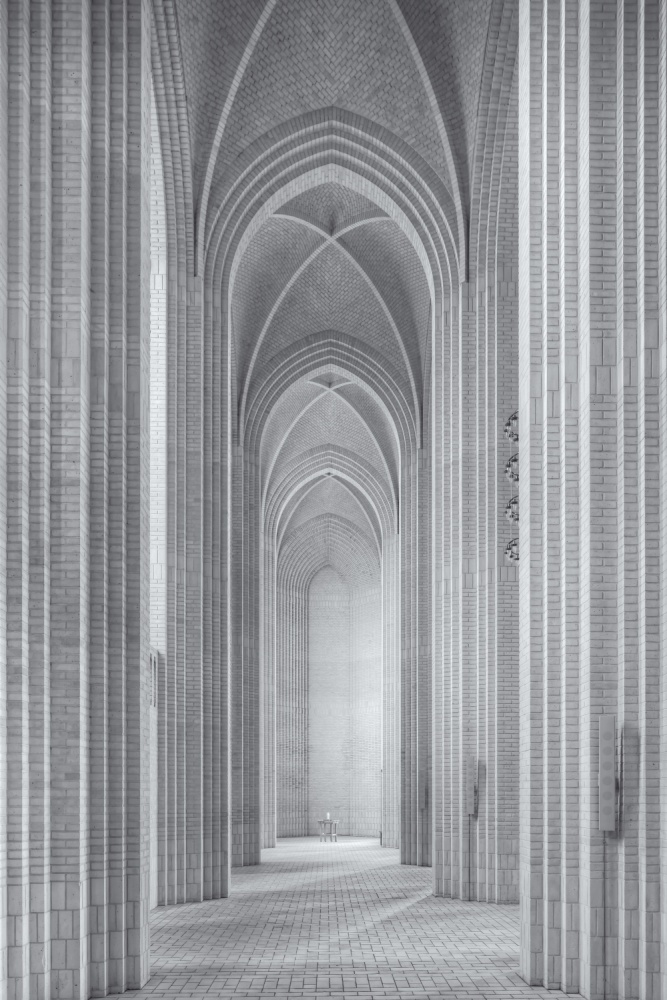 Fotokonst Grundtvigs Kirke