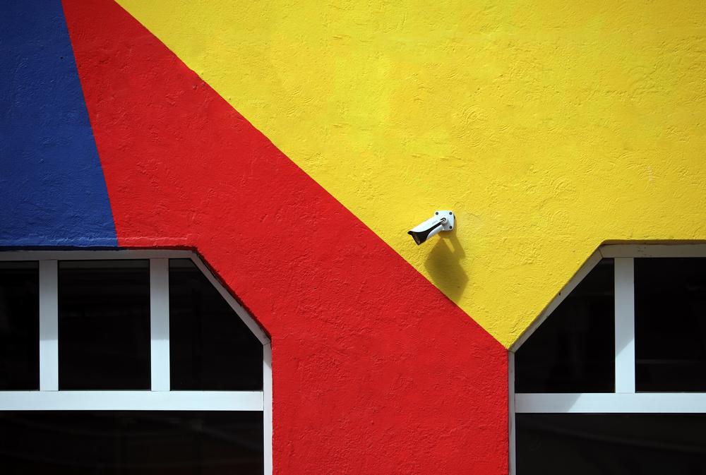Fotokonst Freshly Painted