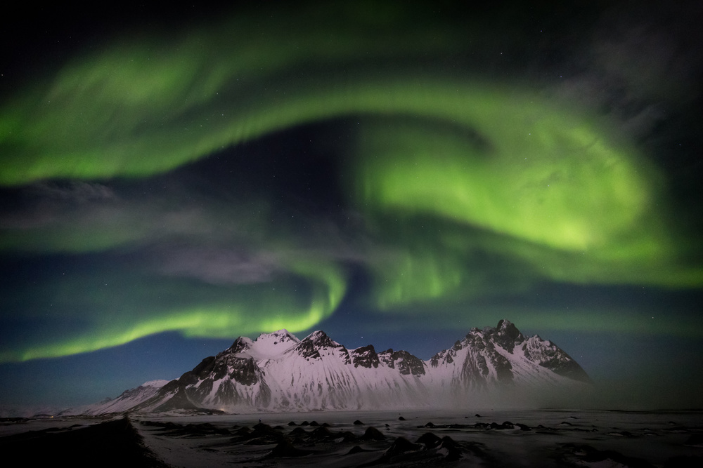 Poster Icelandic Aurora