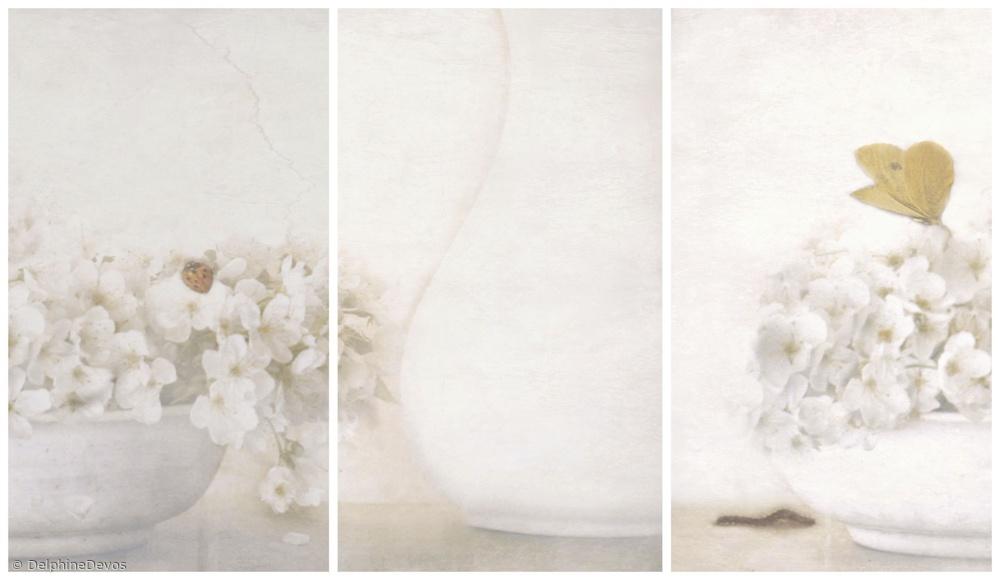 Fotokonst Summertime (triptych)