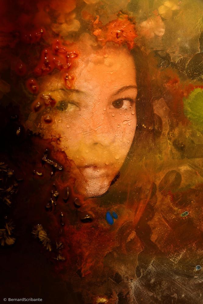 Fotokonst Girl 12