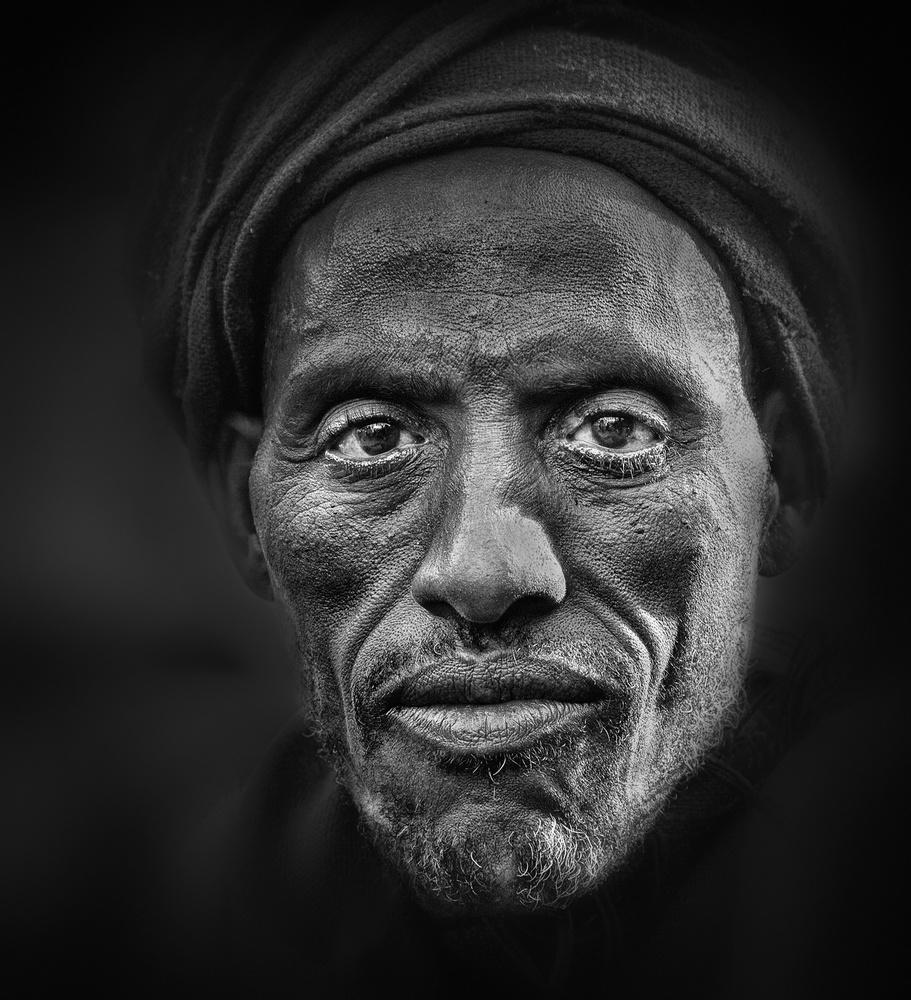 Fotokonst Open-eyed