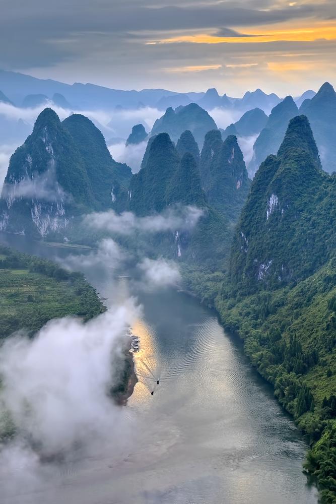 Poster Li River