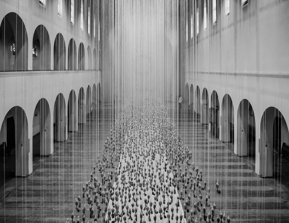 Fotokonst Art Church