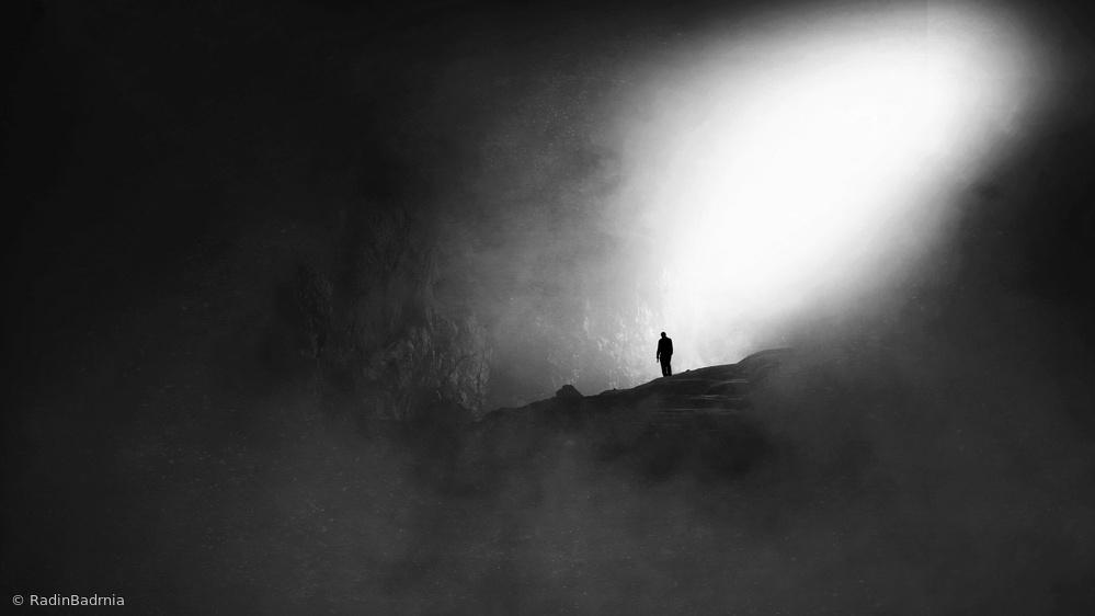 Fotokonst Lost