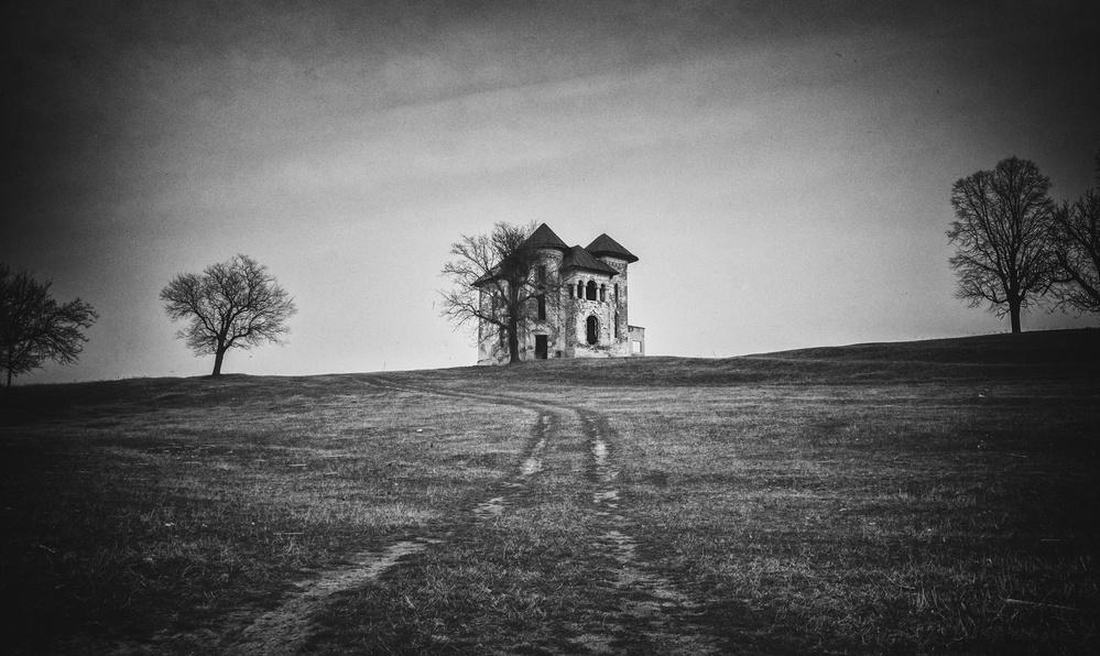 Fotokonst Rosianu mansion
