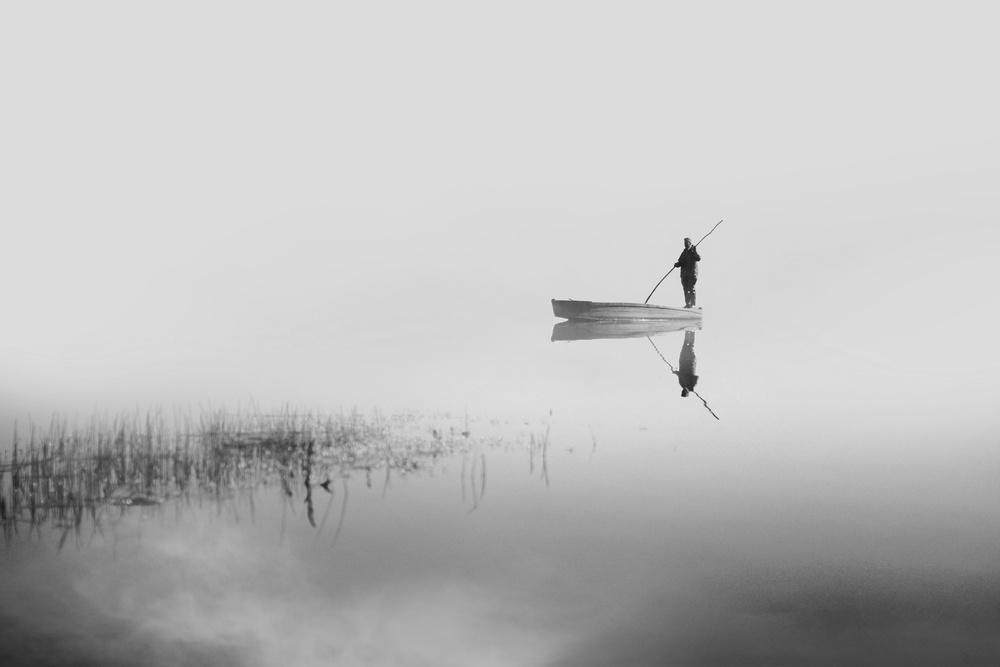 Fotokonst Huzur