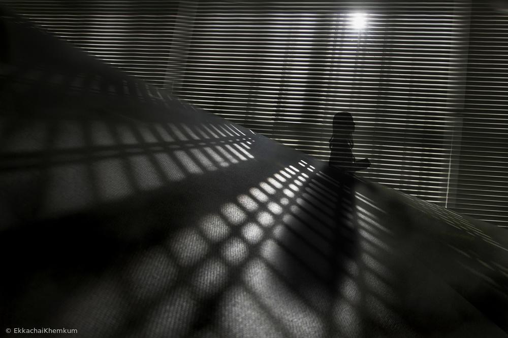 Fotokonst Behind the secret lines