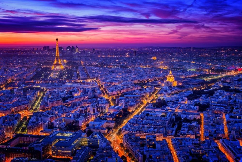 Fotokonst Paris I