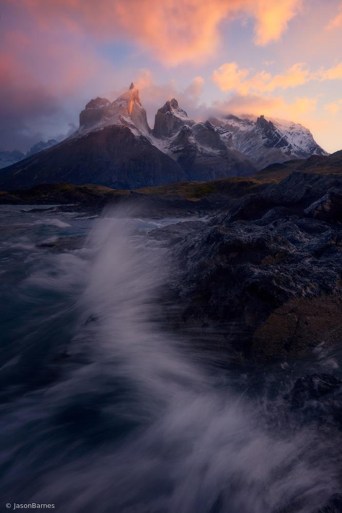 Fotokonst Los Cuernos - The Horns