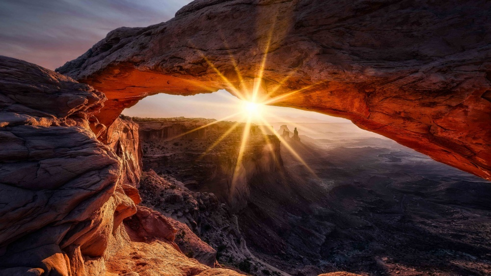 Poster The Mesa Arch
