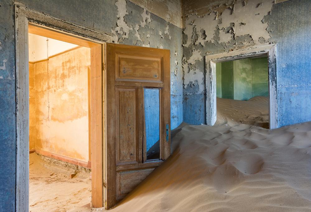 Fotokonst Vanish into oblivion