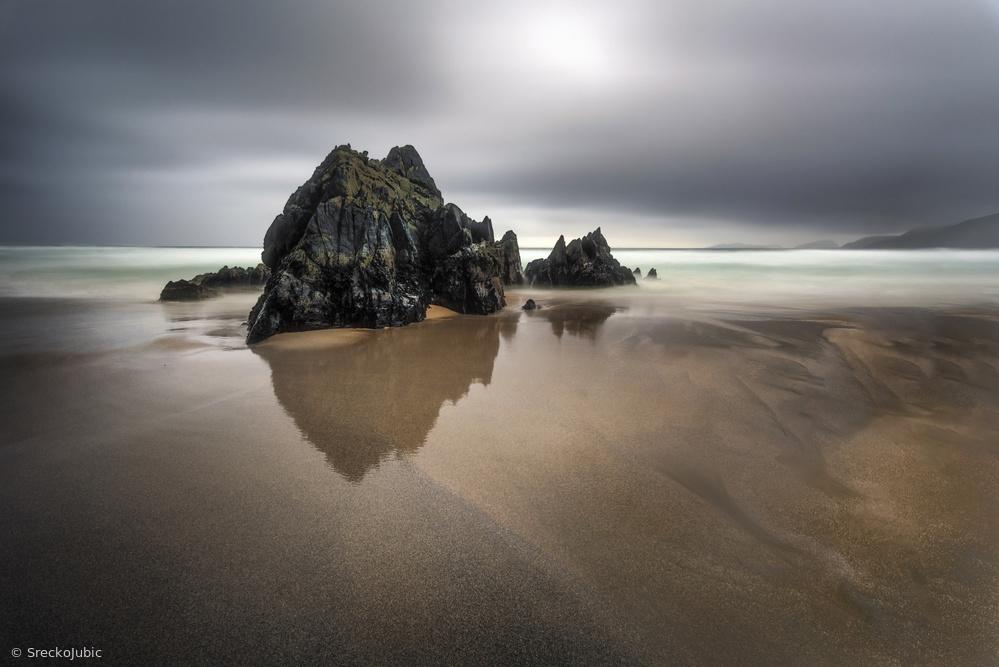 Fotokonst Sea stack