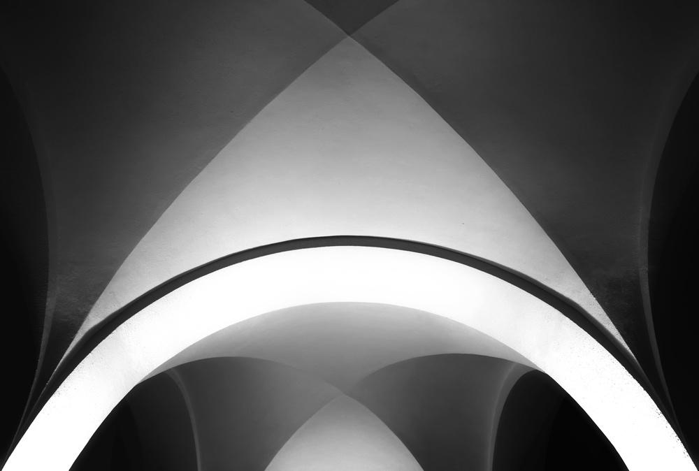 Fotokonst Lights in the dark