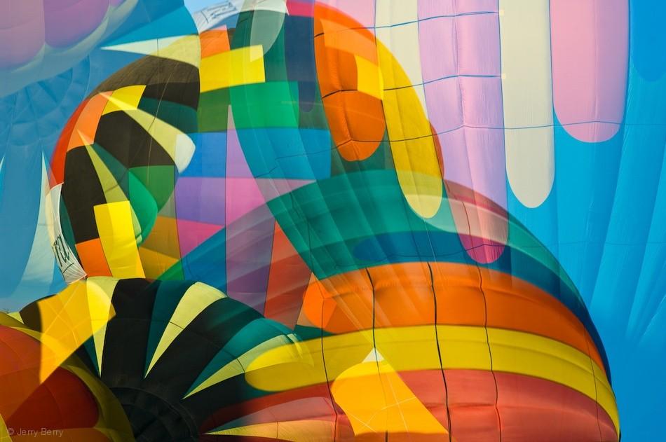 Fotokonst Balloons