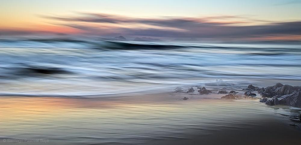 Poster Mar de suavidades