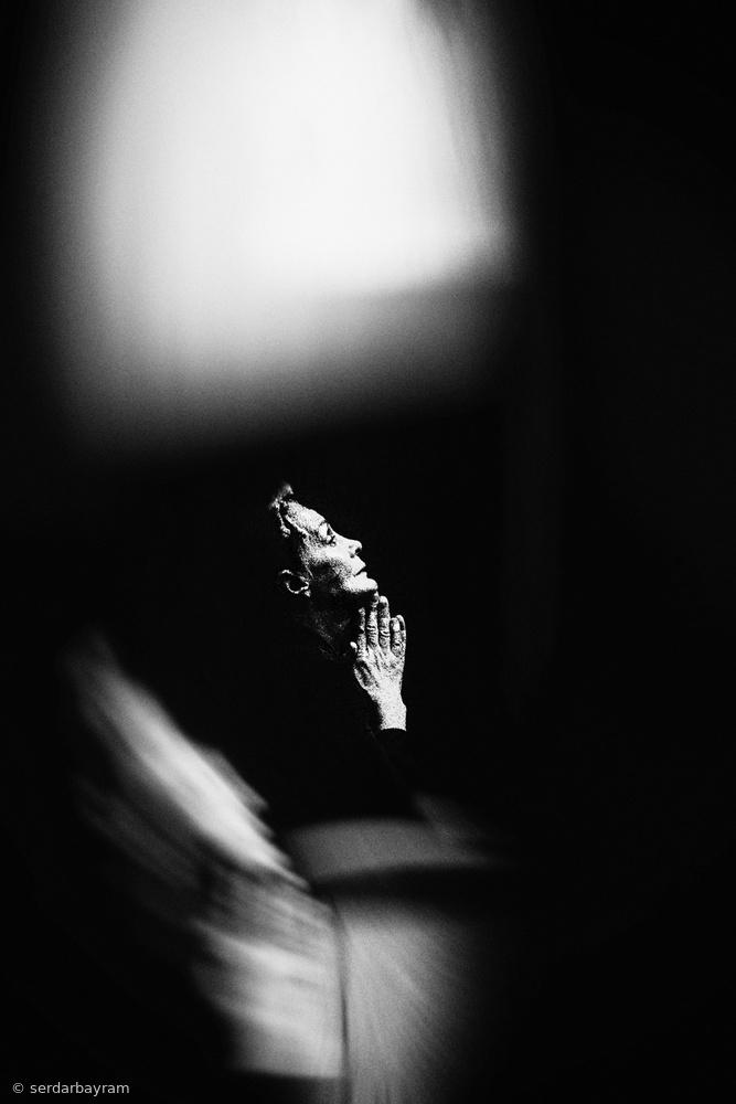 Fotokonst prayer