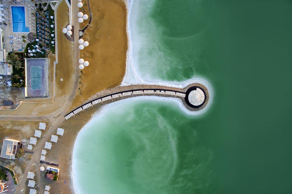 Fotokonst The Dead Sea