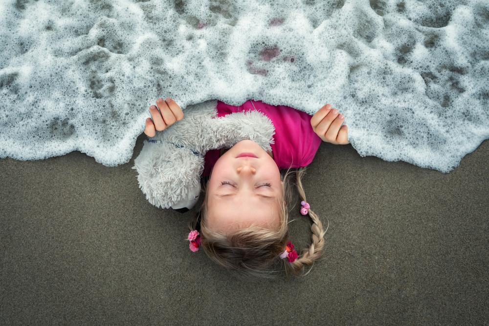 Fotokonst Dreaming of the ocean