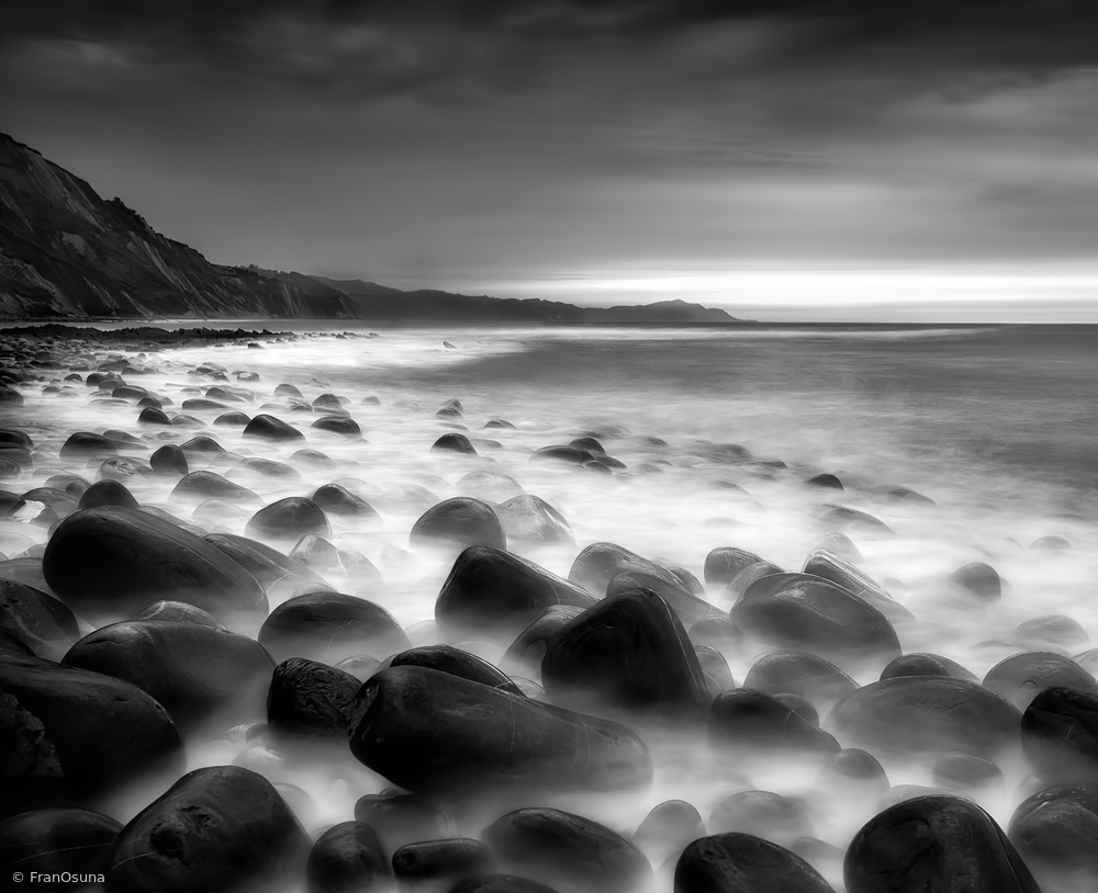 Poster Sea rocks