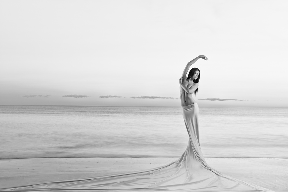 Fotokonst born from the sea