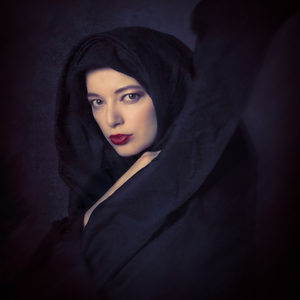 Poster The Hooded Lady 1