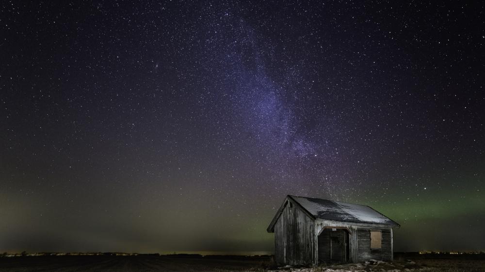Nasty light pollution