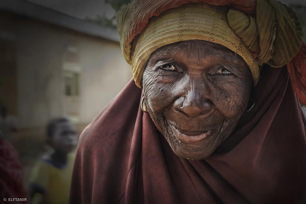 Fotokonst NIGER