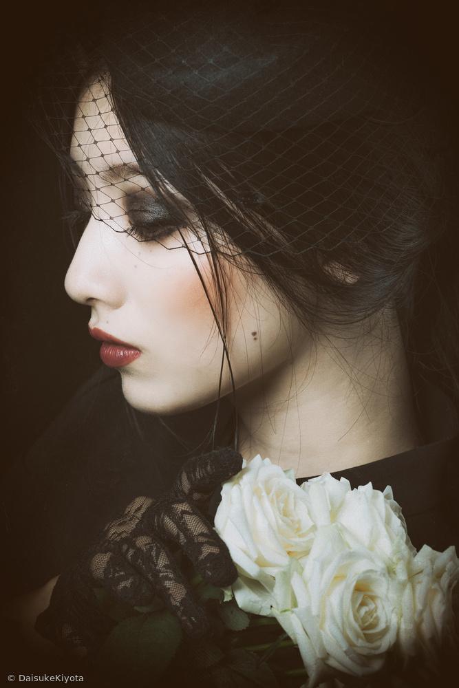 Fotokonst The Rose