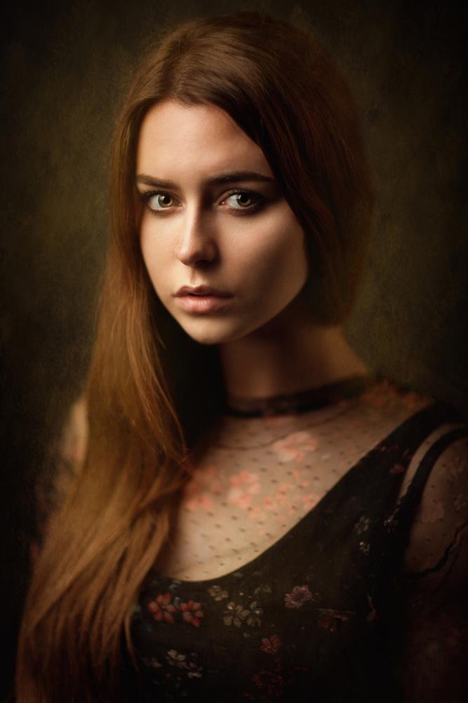 Fotokonst Katya