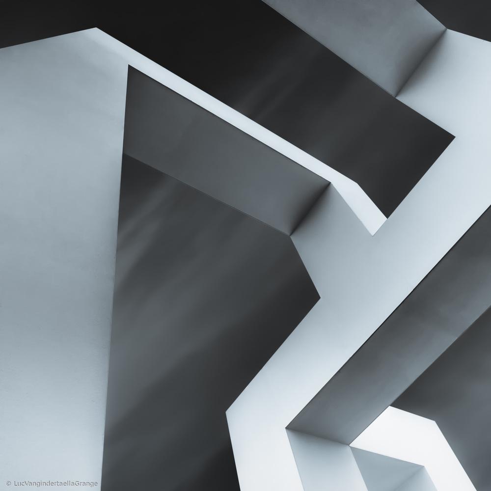 Fotokonst Geometrix III
