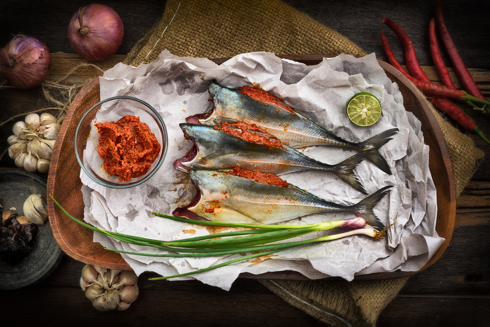 Poster Horse mackerel