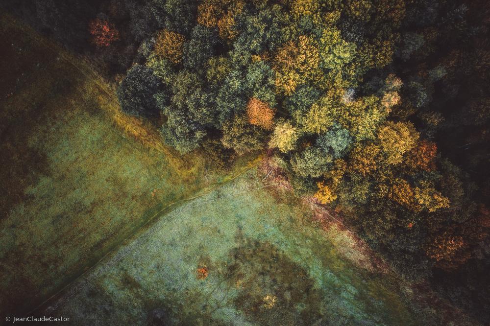 Fotokonst Saarland - Home From Above