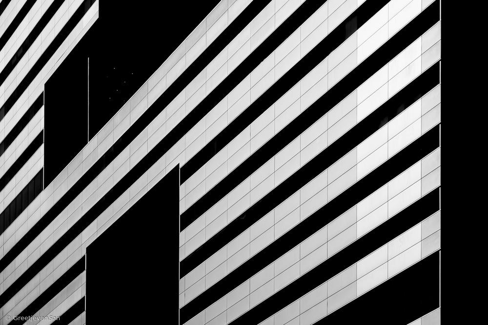 Fotokonst Black interruptions