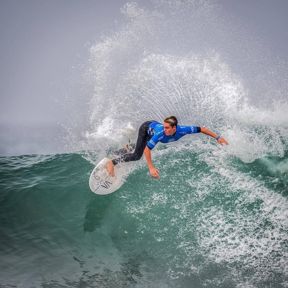 Fotokonst Surfing