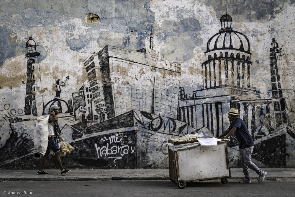 Fotokonst Mi Habana