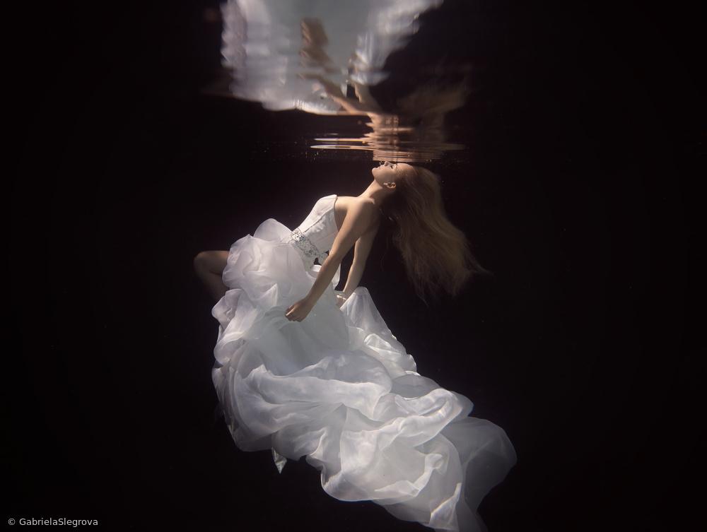 Fotokonst The bride