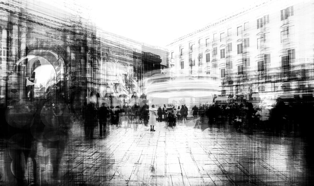 Fotokonst In Between Day (The Cure)