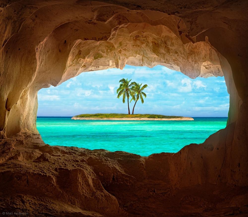 Fotokonst Paradise