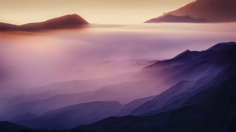 Land of fog II