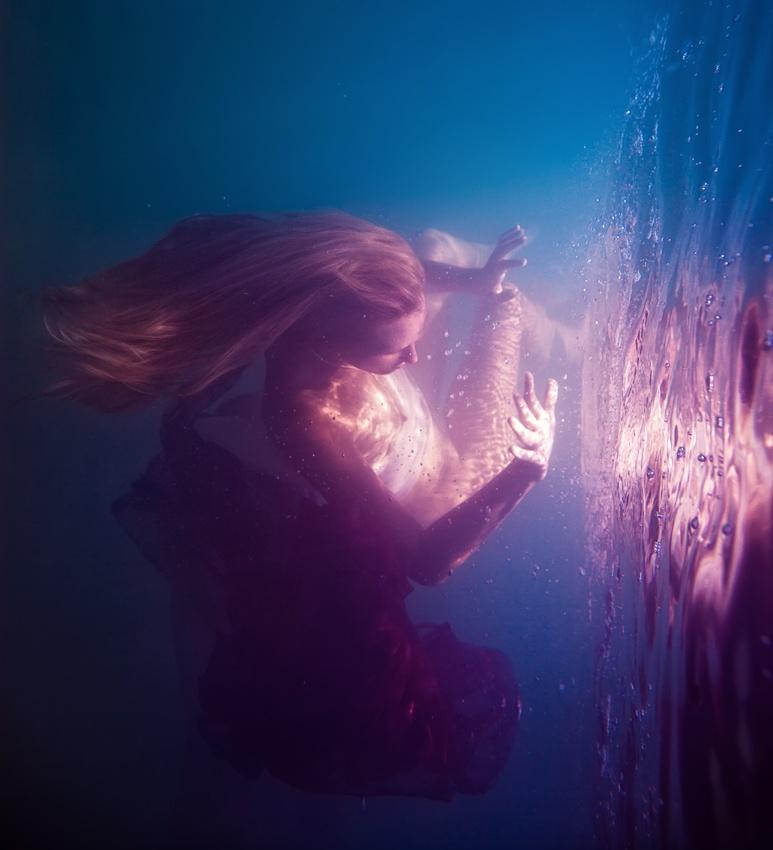 Poster underwater magic