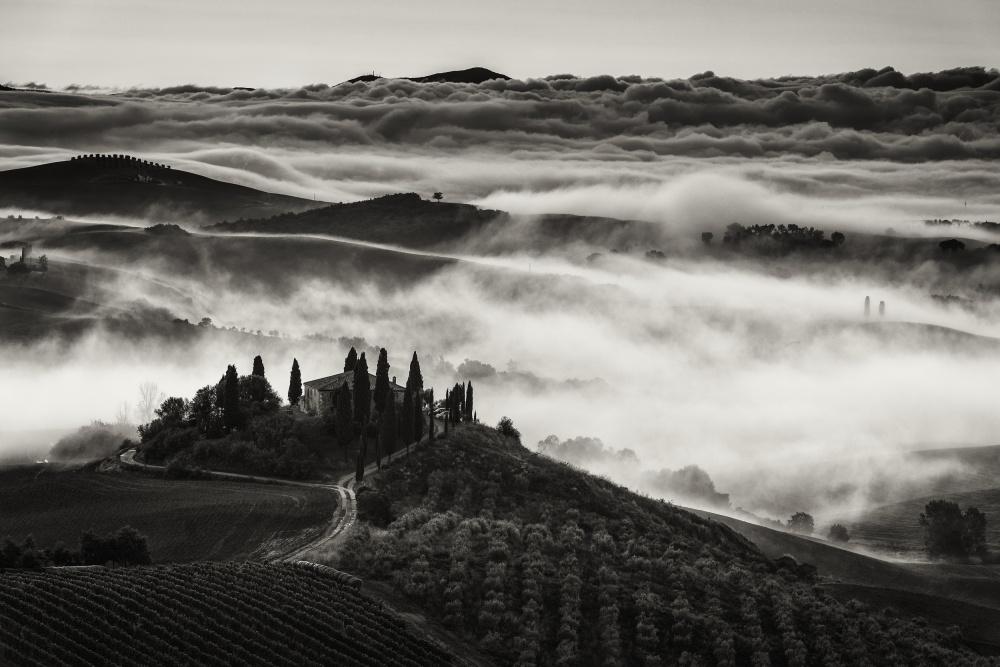 Poster Tuscany