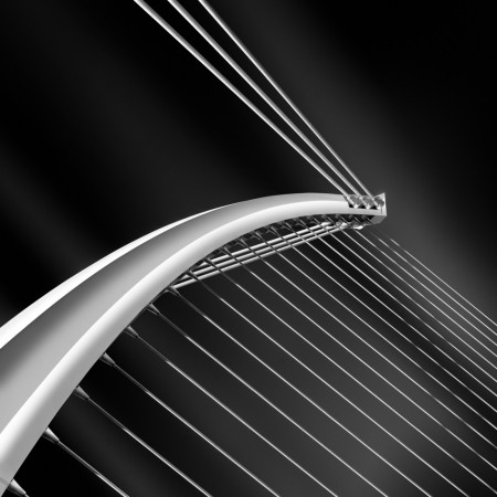 Becketts Bridge by Barry Walsh