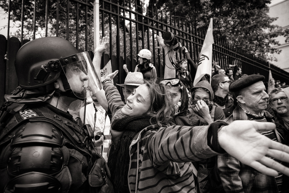 Protest photography: capturing the emotions in dissent