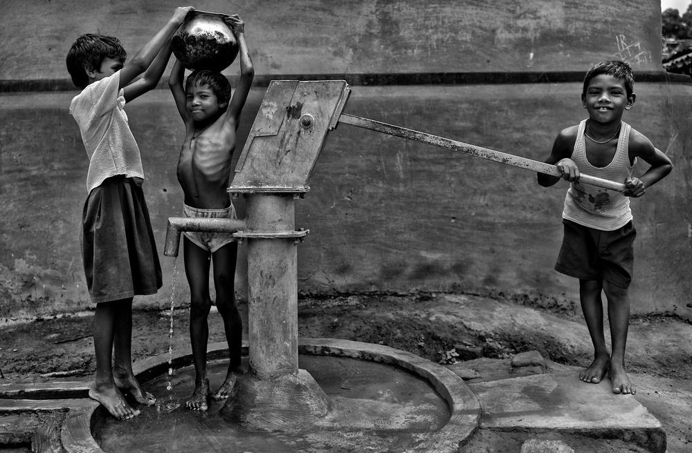 Fotokonst Water for Life