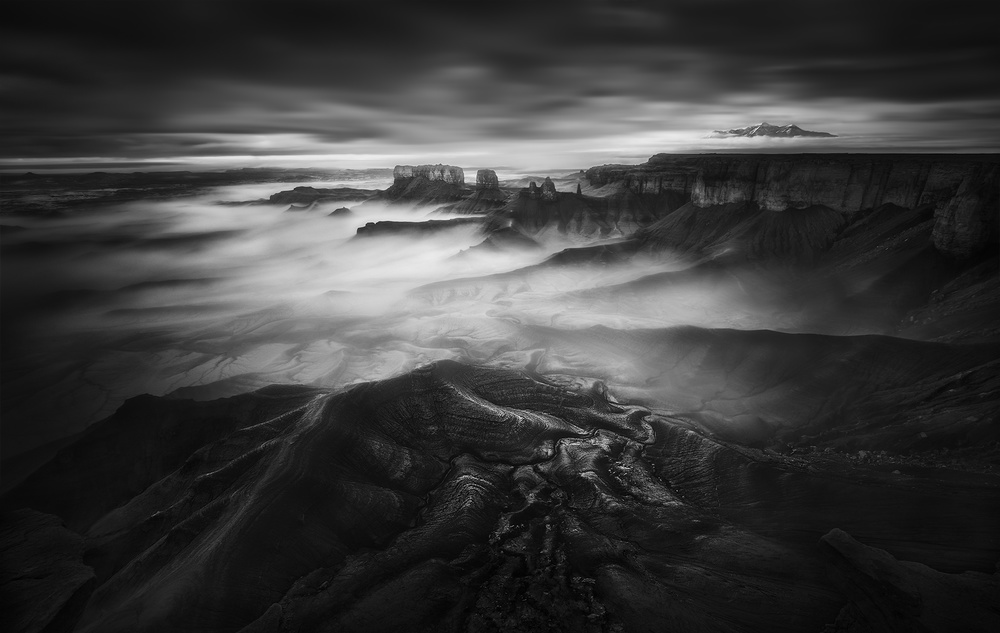 Huibo Hou: Landscape Photographer Embracing Natural Rhythms