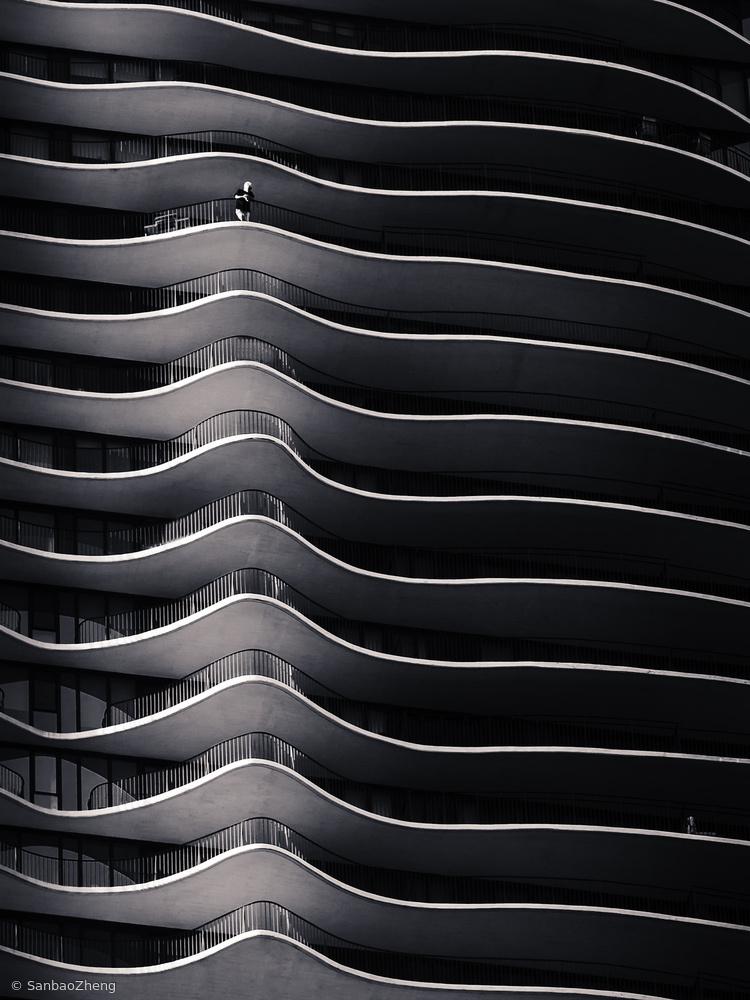 Fotokonst In the curves