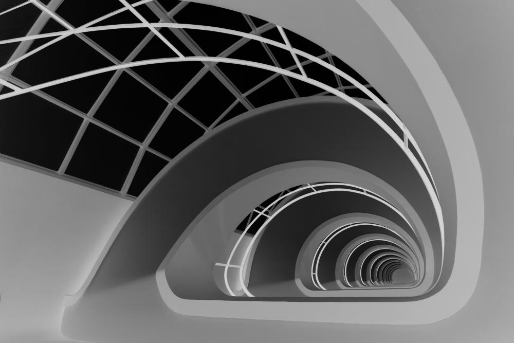 Antwerp-Stairs