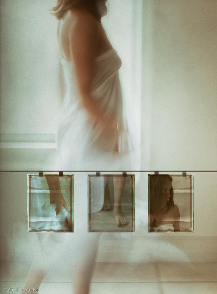 Fotokonst Same old empty feeling in my heart