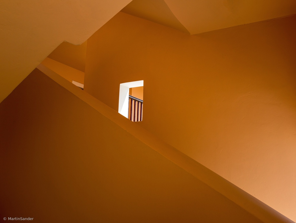 Fotokonst Stairwell